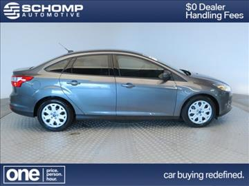 2012 Ford Focus for sale in Littleton, CO