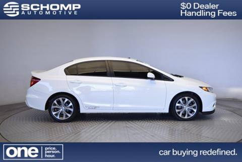 2012 Honda Civic for sale in Highlands Ranch, CO