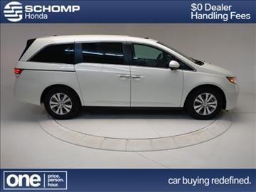Honda Odyssey For Sale Colorado