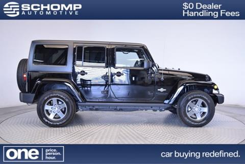 2015 Jeep Wrangler Unlimited for sale in Highlands Ranch, CO
