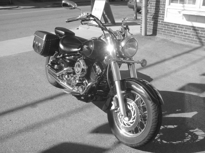 2005 Yamaha XVS65A V STAR C