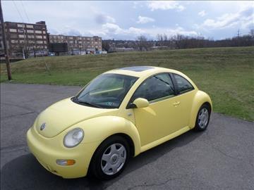 2001 Volkswagen New Beetle for sale in Scranton, PA