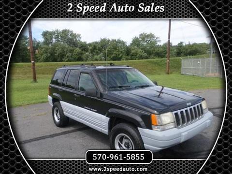 1998 Jeep Grand Cherokee for sale in Scranton, PA
