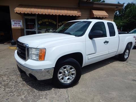 2007 GMC Sierra 1500 for sale in Greenbrier, TN