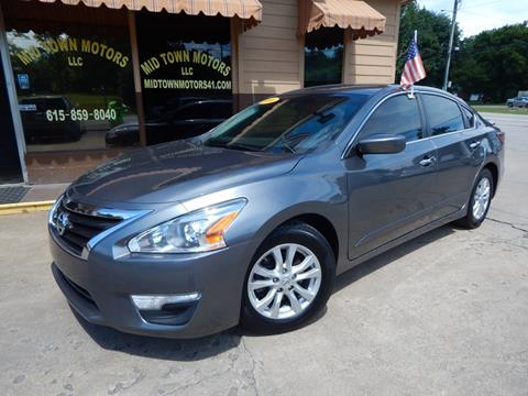 2014 Nissan Altima for sale in Greenbrier, TN