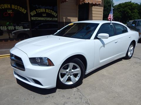 2014 Dodge Charger for sale in Greenbrier, TN