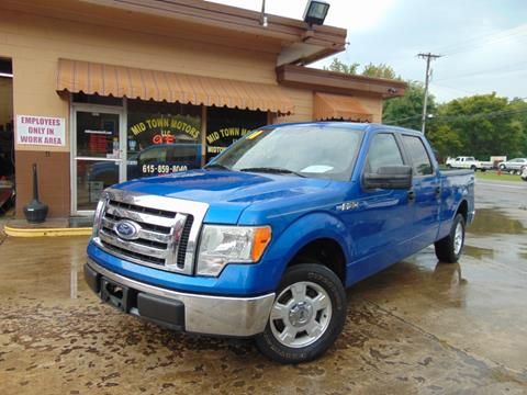 2010 Ford F-150 for sale in Greenbrier, TN