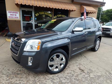 2011 GMC Terrain for sale in Greenbrier, TN