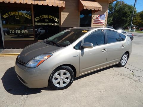 2009 Toyota Prius for sale in Greenbrier, TN