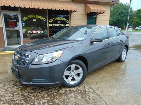 2013 Chevrolet Malibu for sale in Greenbrier, TN