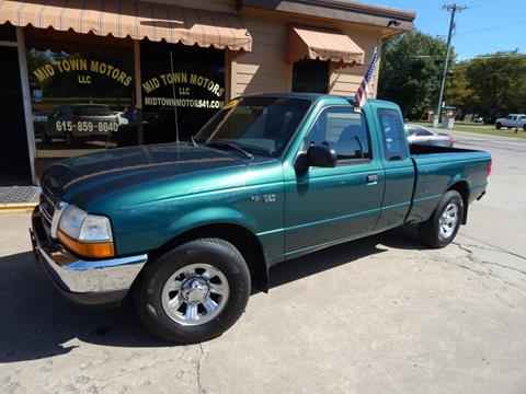 2000 Ford Ranger for sale in Greenbrier, TN