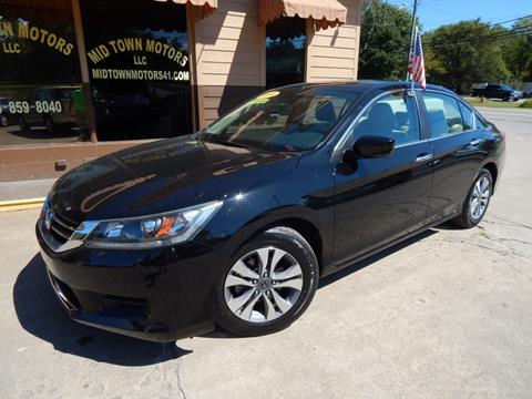 2014 Honda Accord for sale in Greenbrier, TN