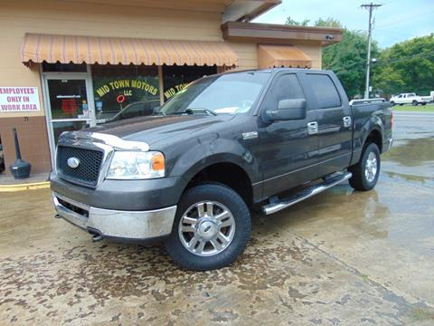 2006 Ford F-150 for sale in Greenbrier, TN