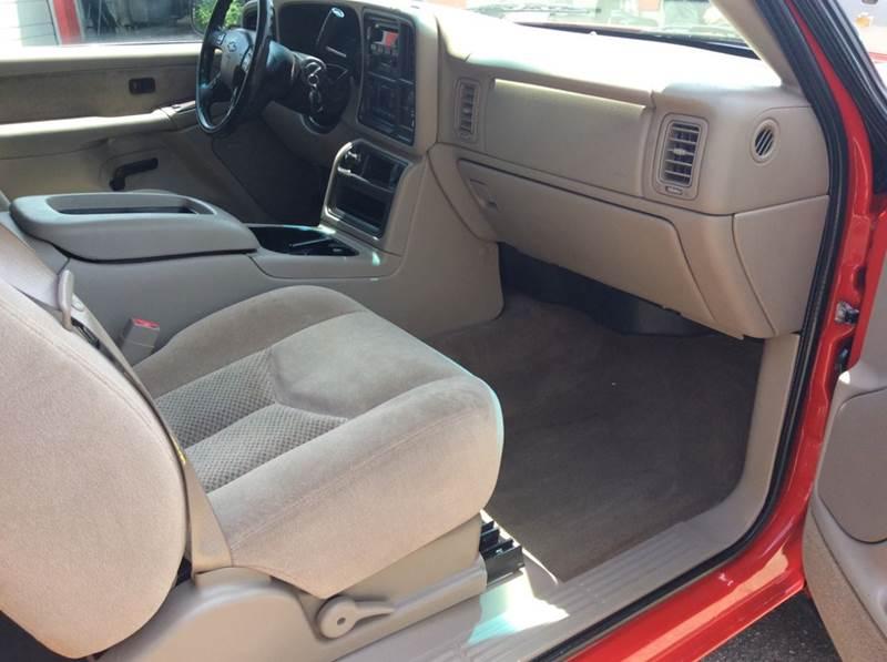 2003 Chevrolet Silverado 2500HD 4dr Extended Cab LS 4WD SB - Huntersville NC