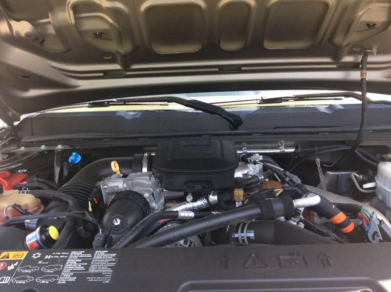 2013 Chevrolet Silverado 2500HD 4x4 LTZ 4dr Crew Cab SB - Huntersville NC