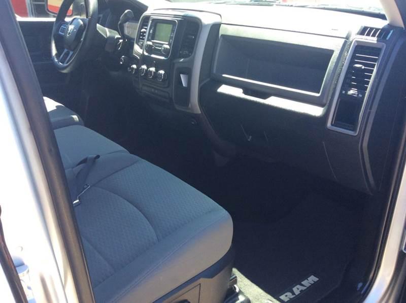 2015 RAM Ram Pickup 1500 4x4 Tradesman 4dr Crew Cab 5.5 ft. SB Pickup - Huntersville NC