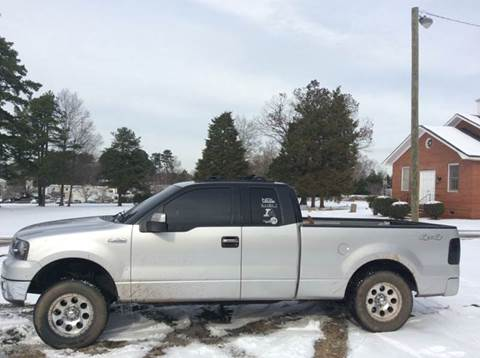 2004 Ford F-150 for sale in Huntersville, NC