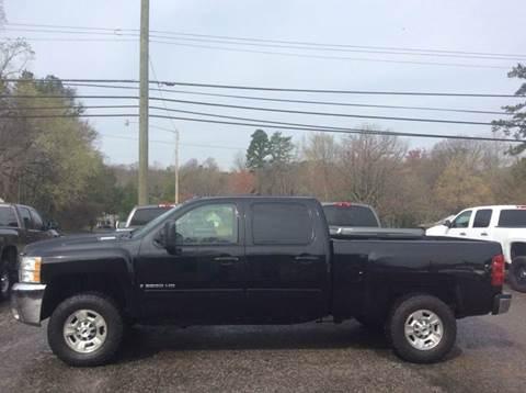 2008 Chevrolet Silverado 2500HD for sale in Huntersville, NC