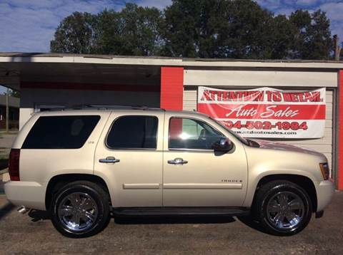 2008 Chevrolet Tahoe for sale in Huntersville, NC