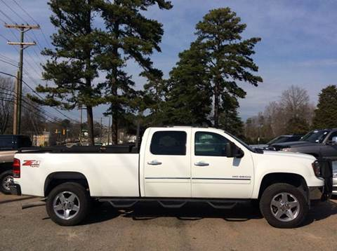 2011 GMC Sierra 3500HD for sale in Huntersville, NC
