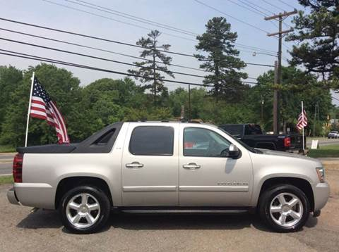 2007 Chevrolet Avalanche for sale in Huntersville, NC