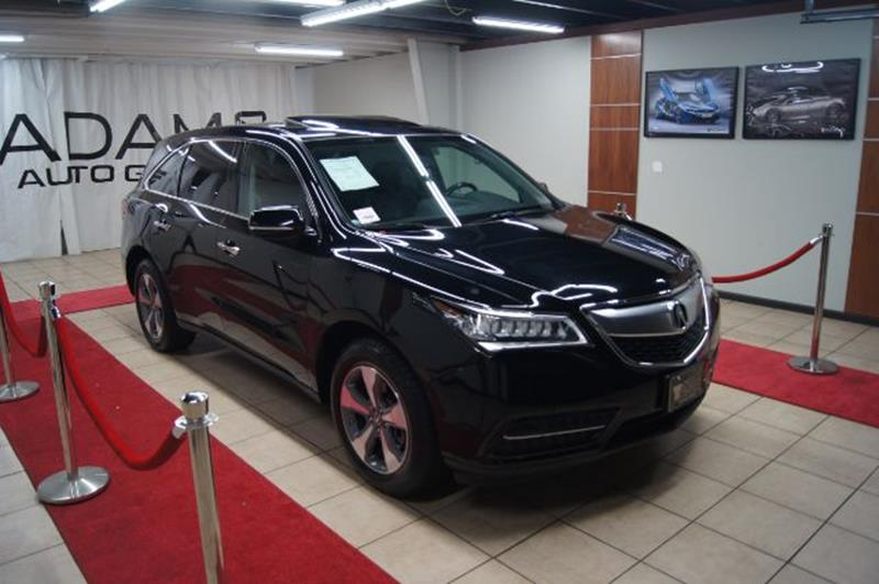 Image Result For Acura Mdx For Sale Charlotte Nc