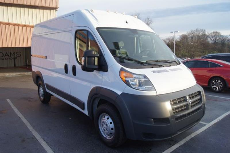 2016 RAM ProMaster Cargo For Sale In Charlotte NC