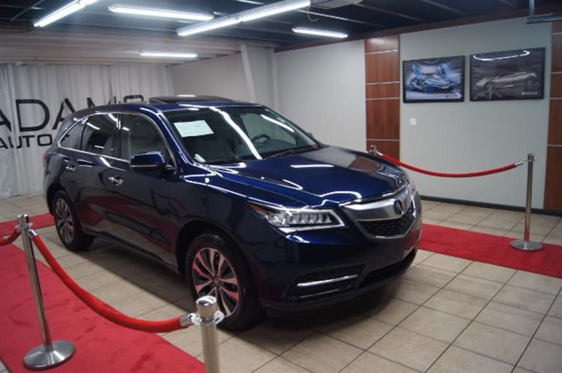 Acura For Sale In Charlotte Nc Carsforsale Com