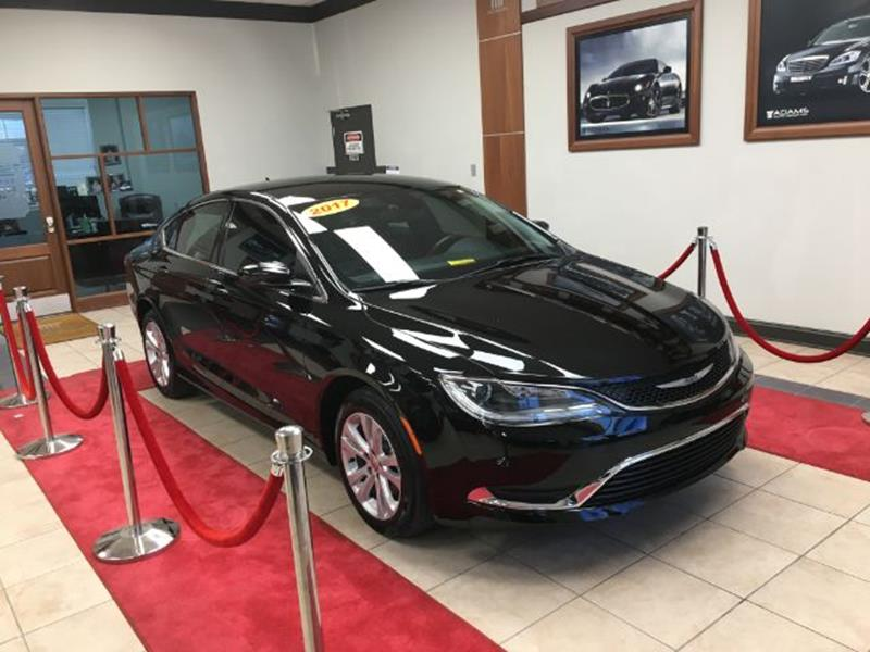 2017 Chrysler 200 For Sale In Bristow Va