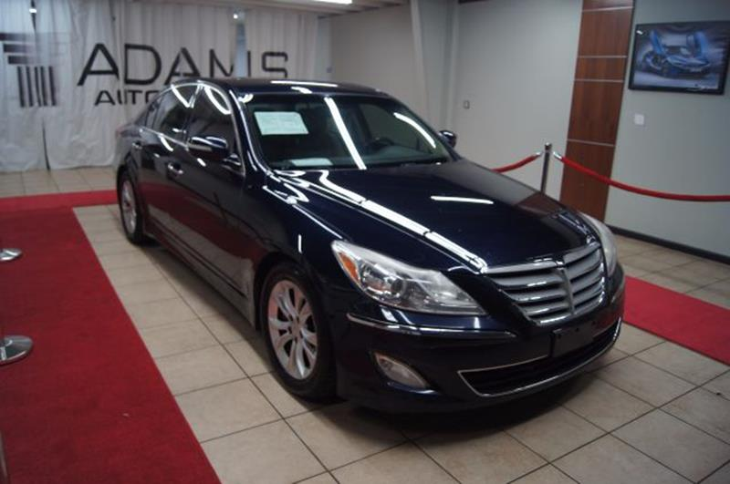 Hyundai genesis for sale in charlotte nc for Ride now motors monroe nc