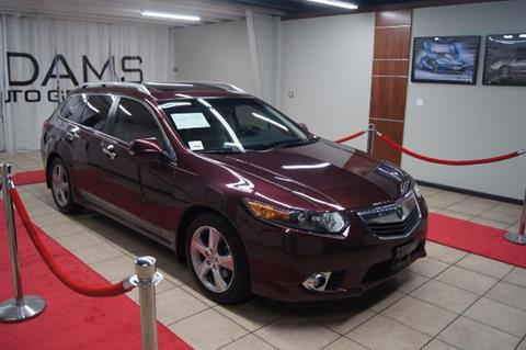 2012 Acura TSX Sport Wagon for sale in Charlotte, NC