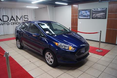 2016 Ford Fiesta for sale in Charlotte, NC