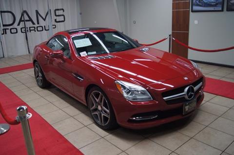 2013 Mercedes-Benz SLK for sale in Charlotte, NC