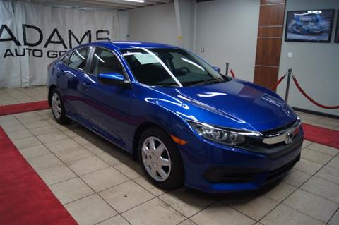 2017 Honda Civic for sale in Charlotte, NC