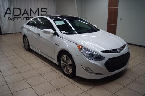 2014 Hyundai Sonata Hybrid for sale in Charlotte, NC