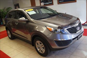 2012 Kia Sportage for sale in Charlotte, NC