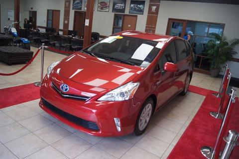 2014 Toyota Prius v for sale in Charlotte, NC