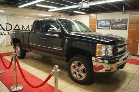 2012 Chevrolet Silverado 1500 for sale in Charlotte, NC