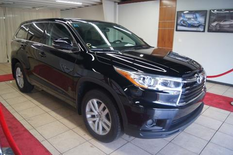 2016 Toyota Highlander for sale in Charlotte, NC