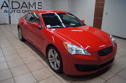 2011 Hyundai Genesis Coupe for sale in Charlotte, NC