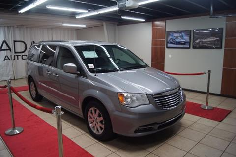 Chrysler Town And Country For Sale In Charlotte Nc