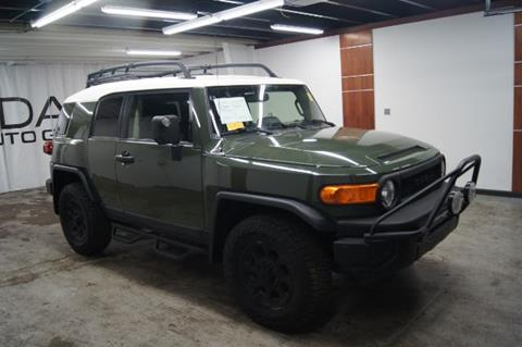 2013 Toyota FJ Cruiser for sale in Charlotte, NC