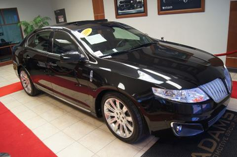 2010 Lincoln MKS for sale in Charlotte, NC