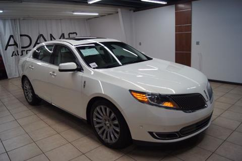 2013 Lincoln MKS for sale in Charlotte, NC