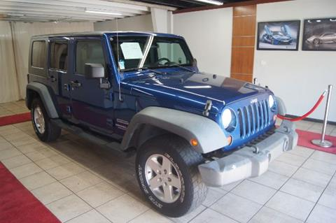 2010 Jeep Wrangler Unlimited for sale in Charlotte, NC
