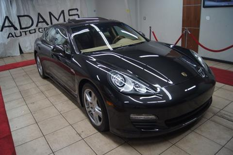 2011 Porsche Panamera for sale in Charlotte, NC