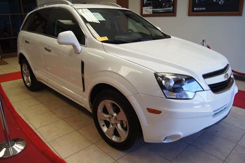 2015 Chevrolet Captiva Sport Fleet for sale in Charlotte, NC