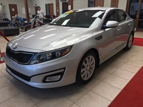 2014 Kia Optima for sale in Charlotte, NC