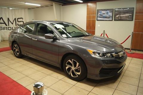 2017 Honda Accord for sale in Charlotte, NC