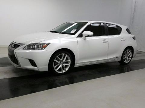 2014 Lexus CT 200h for sale in Charlotte, NC